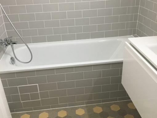 Baignoire / Salle de bain
